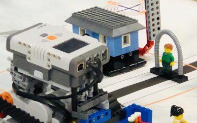 Robotik-Ferien-Kursus für Schülerinnen und Schüler