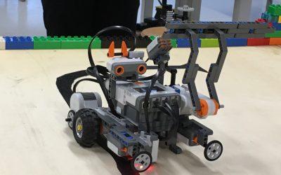 zdi WAF richtet erstmals Roboter-Lokalwettbewerb aus: Am 24. Januar in Ostbevern