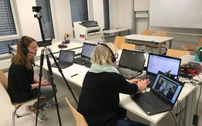 MINT-Workshop für Schülerinnen und Schüler am Campus Gütersloh